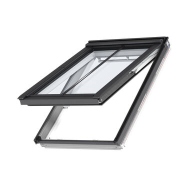 VELUX GPL MK08 SD5N2 Conservation Top Hung Window for Slate - 78cm x 140cm