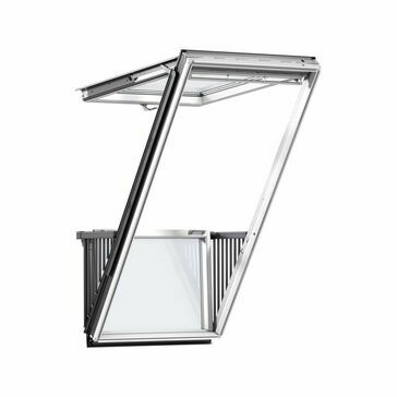 VELUX Single Roof Balcony GDL SK19 SD0W001 - 114cm x 252cm
