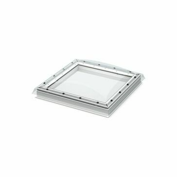 VELUX Fixed Flat Roof Window Base Unit 73QV CFP 080080 0073QV - 80cm x 80cm