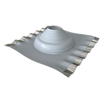 Dektite Soaker - Grey EPDM (114 - 254mm)
