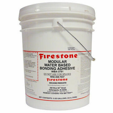 Firestone Modular Water Based Bonding Adhesive