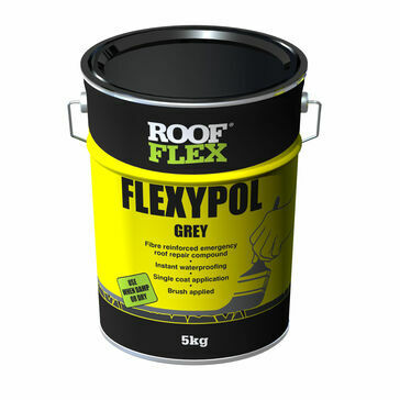 Roof Flex Flexypol Waterproofing Acrylic Polymer