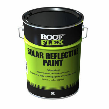 Roof Flex Solar Reflective Paint