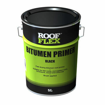 Roof Flex Quick Drying Bitumen Primer