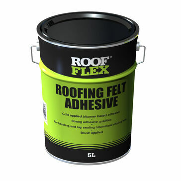 Roof Flex Waterproofing Felt Adhesive