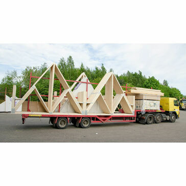 Made To Order Roof Trusses