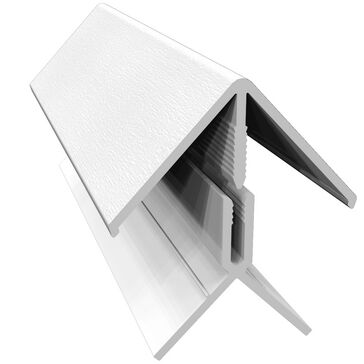 Freefoam 2 Part External Corner Trim - 3m