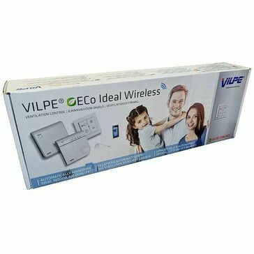 VILPE ECo Ideal Wireless Ventilation Control