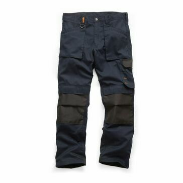 Scruffs Worker Trousers 2019 - Navy (Regular)