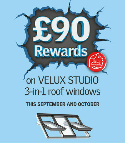 VELUX STUDIO Rewards