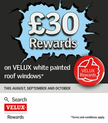 White Painted Velux Offer