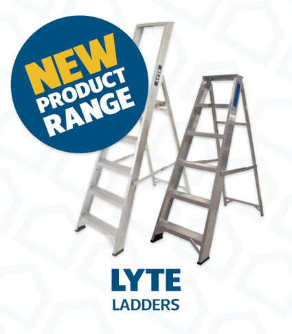Shop Our Lyte Ladders