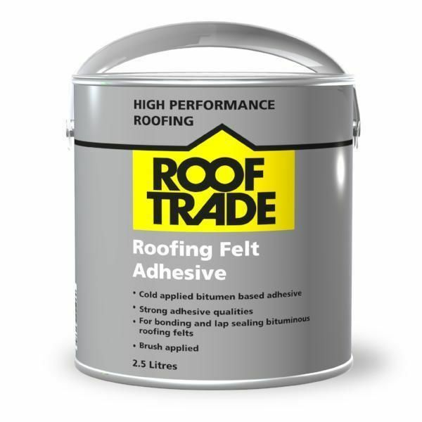 Rooftrade Roofing Felt Adhesive From 163 4 49