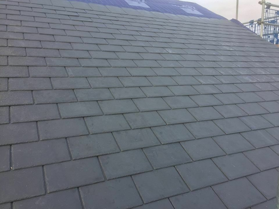 Guardian Synthetic Slate Tiles Various Colours 445 X 294mm Pack Of 22 From 38 40