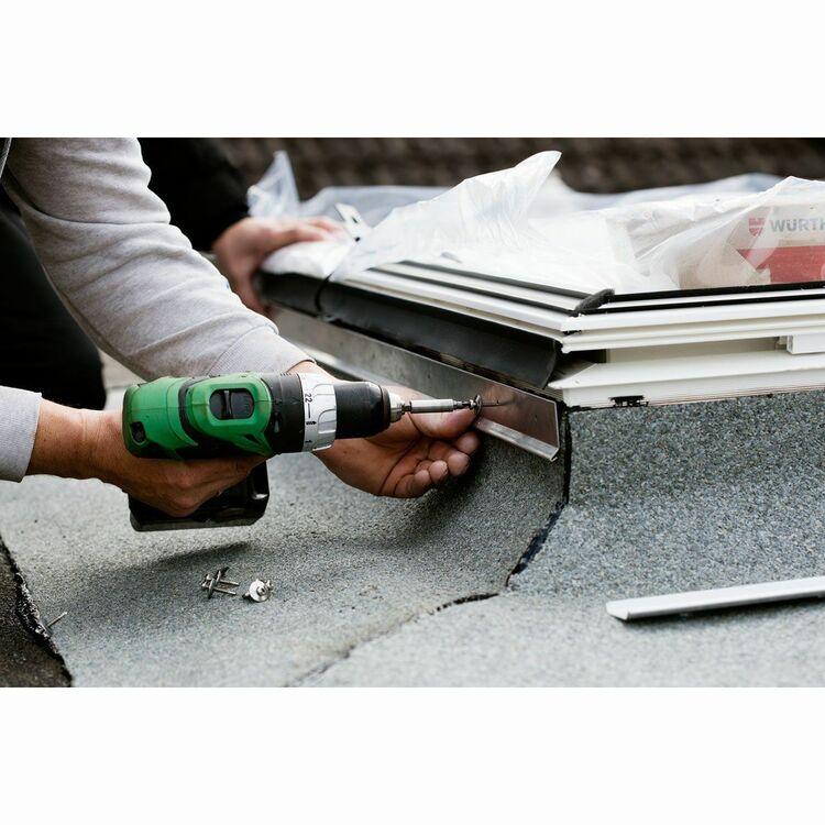 Velux Centre Pivot Roofing Material Frame Fixing Kit - ZZZ 210