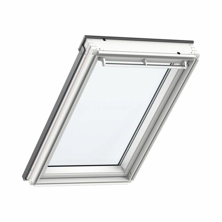 VELUX GGL SK08 2070Q White Painted Centre Pivot Window ...