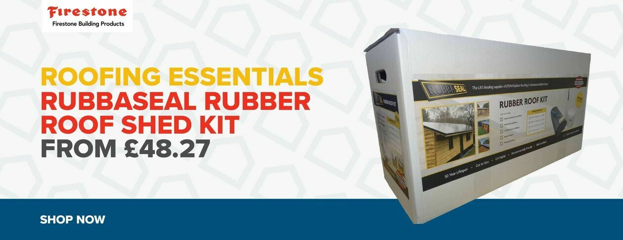 Rubbaseal Shed Kit