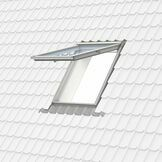 Velux White Painted Top Hung Roof Window 66 Pane - GPL 2066 additional 13