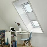 Velux White Painted Top Hung Roof Window 66 Pane - GPL 2066 additional 10