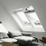 Velux Polyurethane Centre Pivot Integra Electric with Pre-Fitted Rain Sensor Roof Window - GGU 006621U additional 4