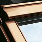 Velux White Painted Double Glazed Centre Pivot 70Q Pane Roof Window - GGL 2070Q additional 22