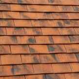 Marley Ashdowne Handcrafted Clay Plain Roof Tiles - Pack of 11 additional 2