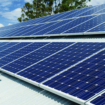 Pitched Roofing Solar