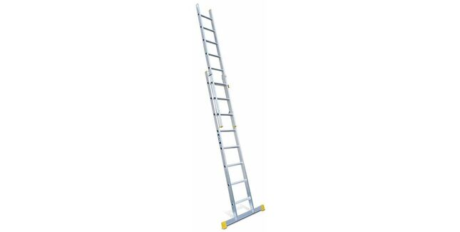 Lyte EN131-2 Professional Aluminium Extension Ladder