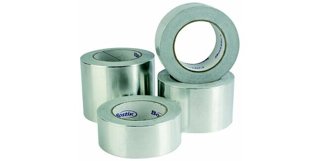 Bostik Idenden T303 Self-Adhesive Insulation Foil Tape