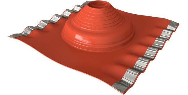 Dektite Soaker - Red Silicone (380 - 610mm)