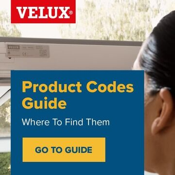 VELUX Product Codes Guide