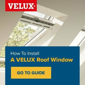 How To Install A VELUX Roof Window