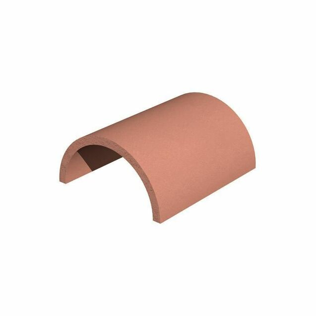 Marley Clay 305mm Half Round Ridge