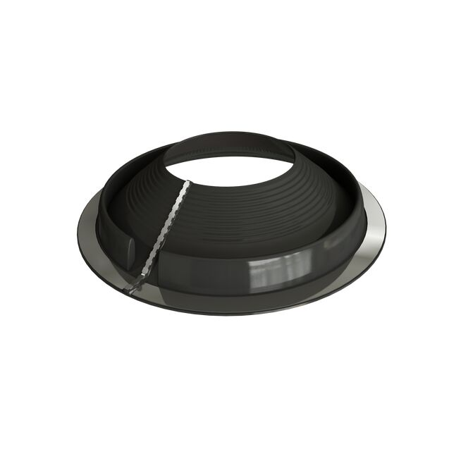 Dektite Retrofit 20-70mm Black EPDM RF801B