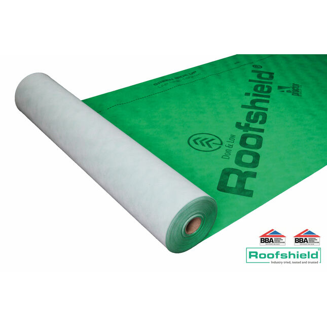 Roofshield Breathable Membrane