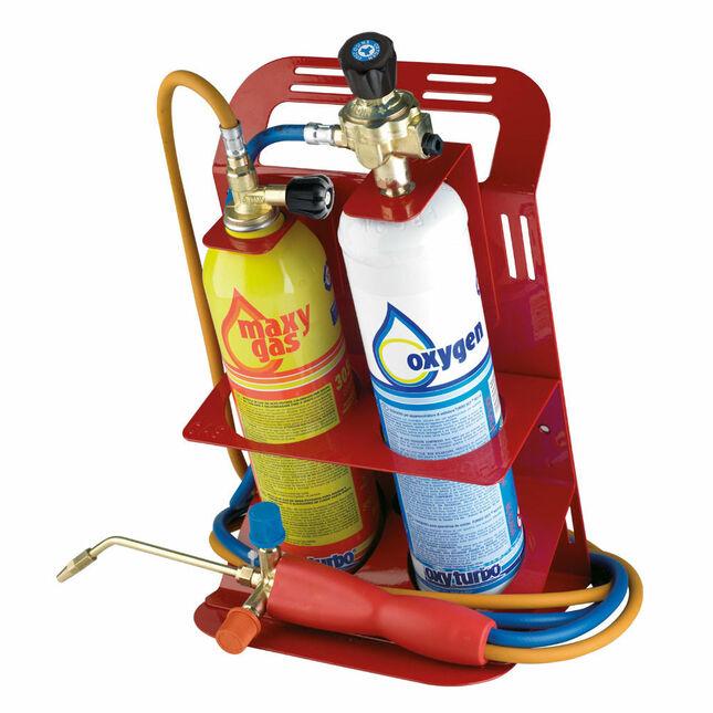 Oxyturbo Gas Compact Welding Kit