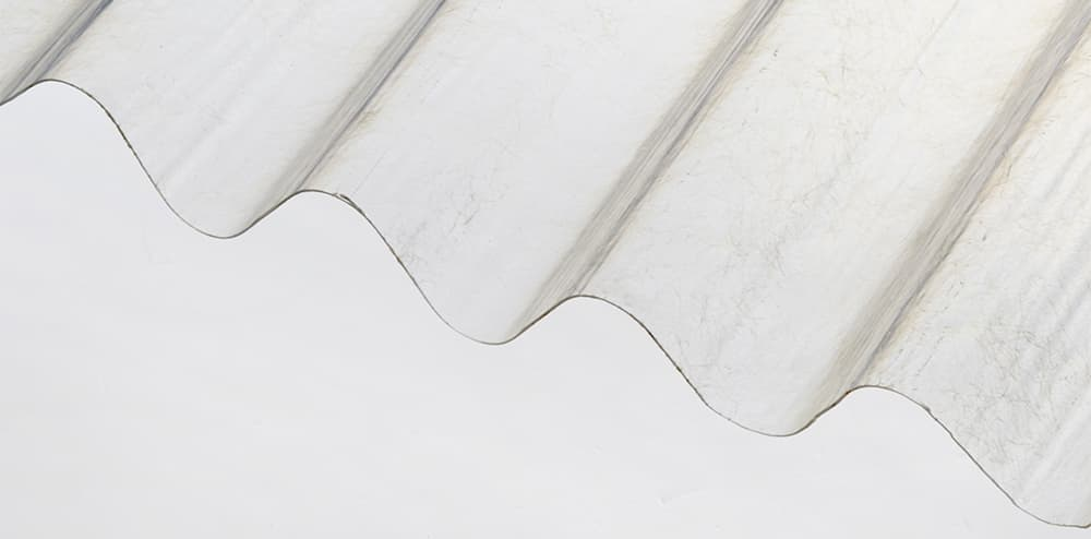GRP Polyester Corrugated Sheets
